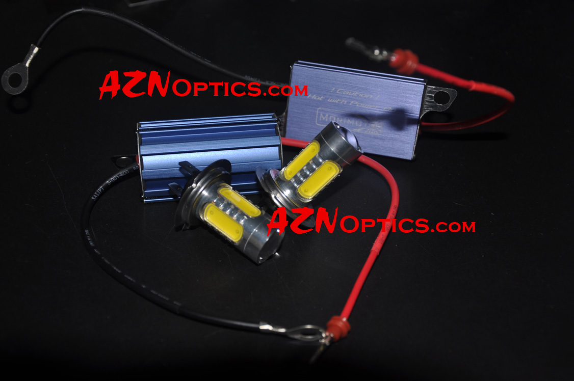 H7 Plasma LED Kit 5000K