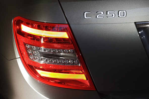 W204 tail lights (2012+)